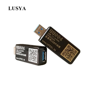 Image 1 - Lusya Fever USB 3.0 video upgrader UU004 decoder amplifier without  isolation IC pure filter purifier F9 007