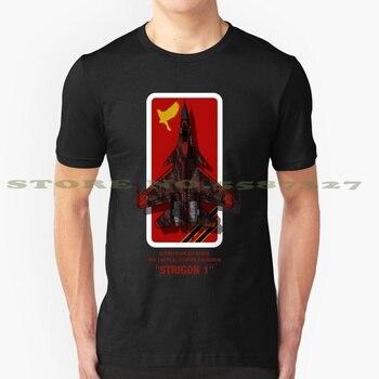 Strigon 1: el Protector de la flota aérea Estovakian diseño fresco camiseta...