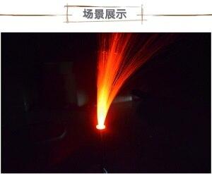 Image 5 - 2 adet LED güneş su geçirmez açık alan aydınlatması renkli değişim güneş çim ışığı bahçe ışıkları noel düğün parti dekorasyon için