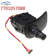 New 7701057088 8201590638 7701057090 Headlight Light Indicator Stalk Switch For Renault Kangoo Grand Modus Clio III 1.5dCi