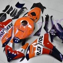Обтекатели CBR 1000 RR 08 09 набор для всего тела Fireblade 2008 Обтекатели CBR 1000 RR 2008-2011
