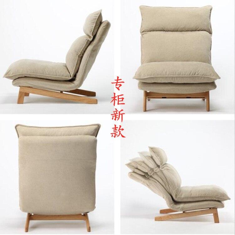 Muji High Back Lazy Sofa Nordic Living