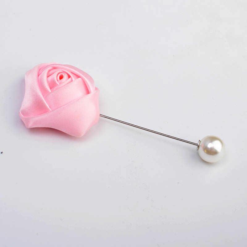 1PCS Ms./Girl Imitation Pearl Brooch Classic Charm High Quality Accessories Simple Pearl Brooch Joker Single Brooch