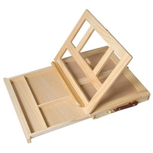 Painting-Easel Miniature Folding Easel-For-Storage Artist Trips Portable Light-Weight