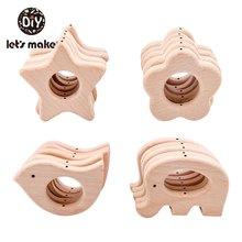 Let's make mordedor de madeira original, madeira, pingente com segura, sem bpa, mordedor, chocalho, sensor, diy, acessórios