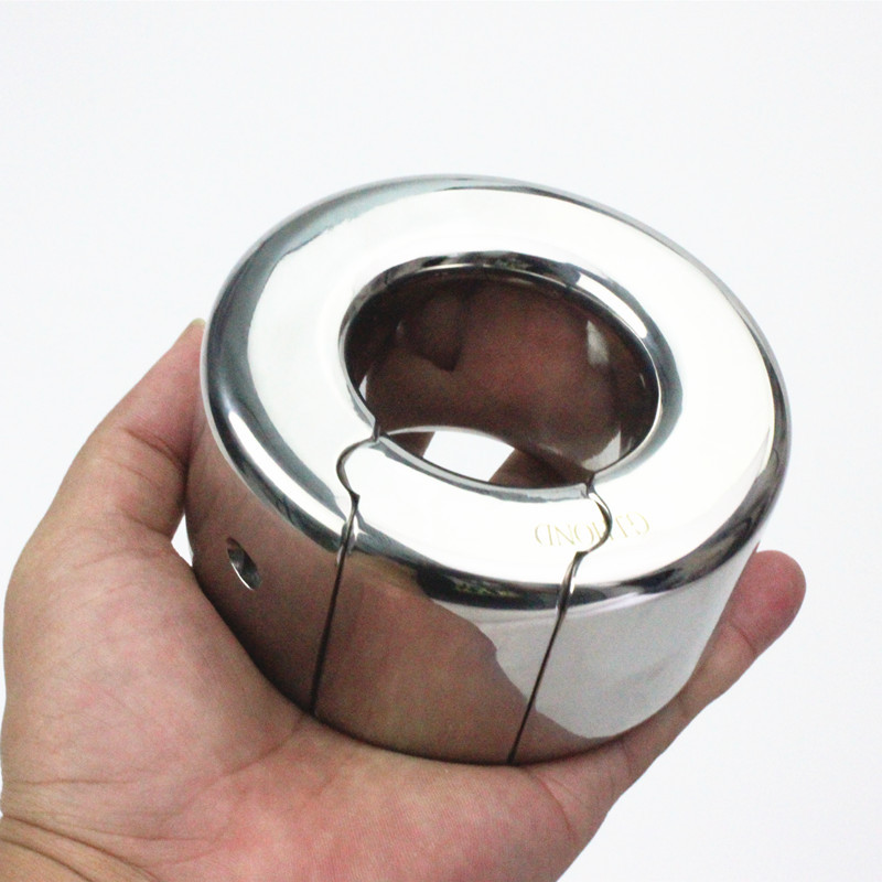 anelli per il pene in acciaio erezione la sera per essere