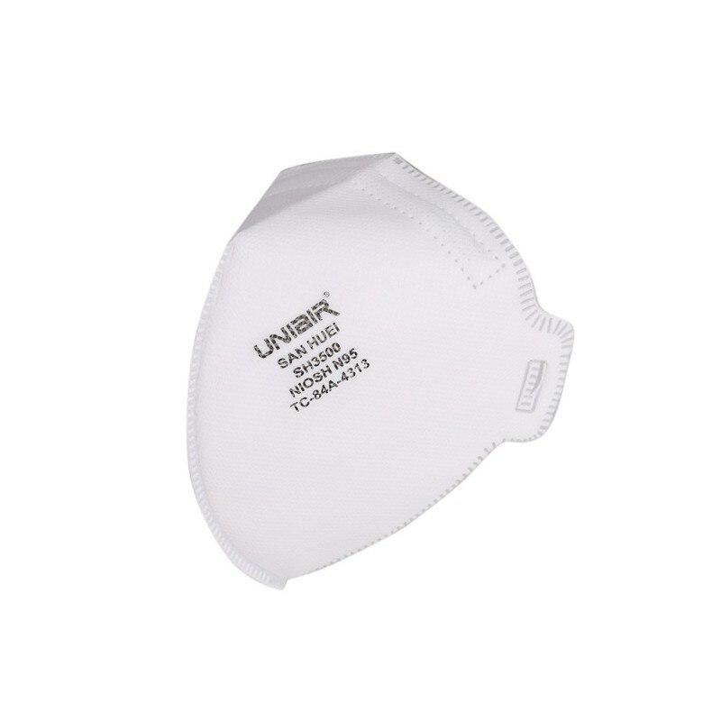 4-layer KN95 Mask Adult Anti-fog Dust-proof Mask Windproof PM2.5 Mask