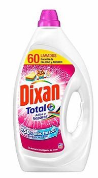 Dixan Goodbye to Separate Detergent for Clothes in Gel – 0 Dose