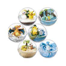 2020 Новая фигурка pokemon игрушка Пикачу pocket elf ball Ручная