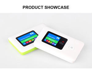 LR112 4G WiFi Router Wireless 3G/4G USB modem Sim Card Router MIFI pocket hotspot