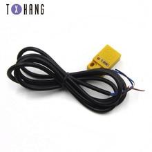 цена на 1PC TL-W5MC1 5mm Detecting Inductive Proximity Sensor Detection Switch NPN DC 6-36V 200A Sensors 30 x 18 x 10mm Promotion