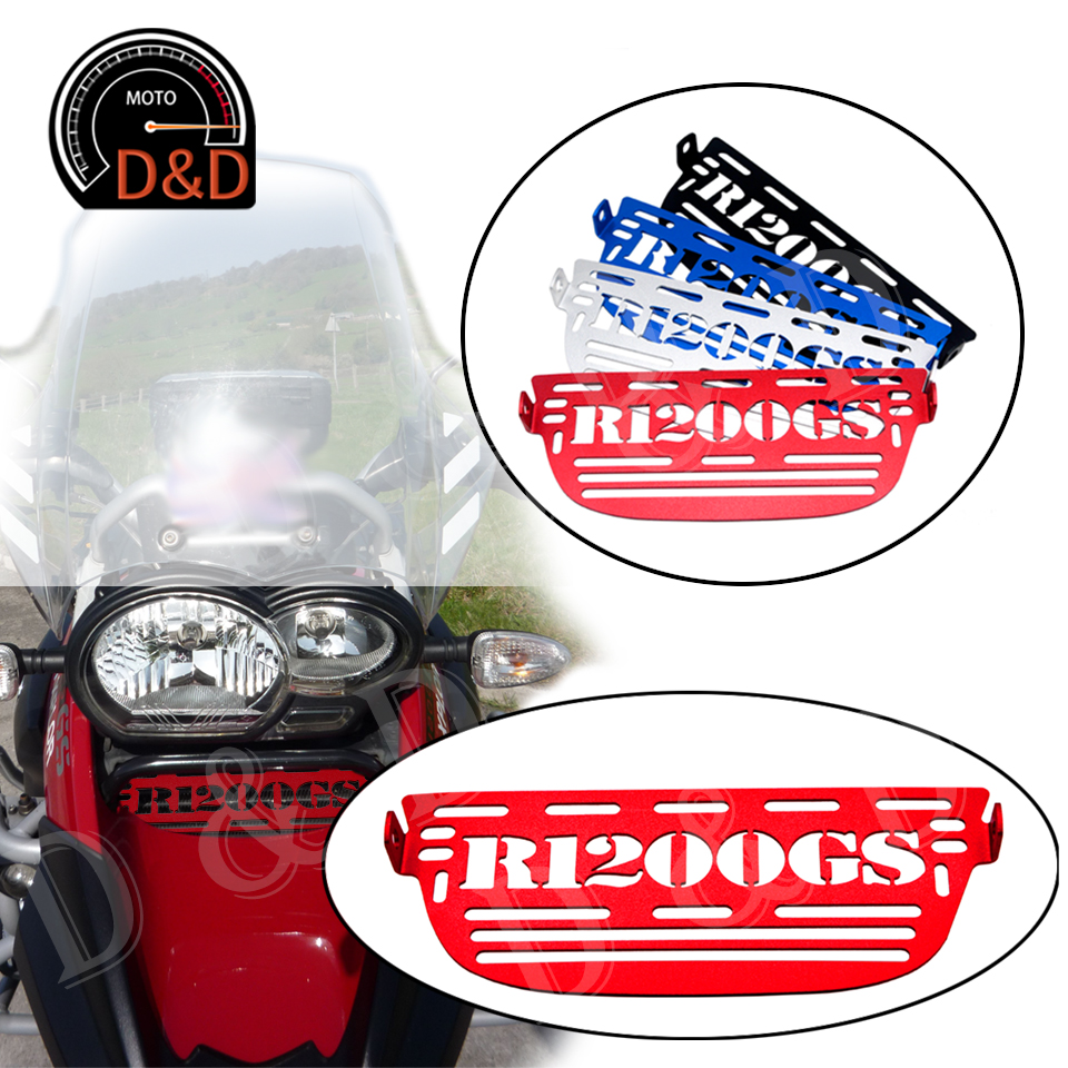 For BMW <font><b>R1200GS</b></font> R1200 GS 2006 2007 2008 2009 2010 <font><b>2011</b></font> 2012 Motorcycle Oil Cooler Guard Cover Protector <font><b>R1200GS</b></font> LOGO NEW image