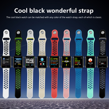 Original IWO8 IWO9 Smart Watch Bracelet Replaceable Strap Smart Accessories F10 Colorful Smart band Strap High Quality