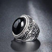 Черный круглый акриловый инкрустация Кольцо для женщин обручальные