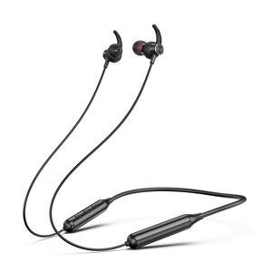 Image 2 - سبل الأصلي سماعات لاسلكية سماعة أذن تستخدم عند ممارسة الرياضة المغناطيسي معلقة بلوتوث 5.0 HD دعوة سماعات الأذن الحد من الضوضاء تحكم بالموسيقى