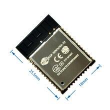 10 قطعة/الوحدة ESP 32S ESP32 ESP 32 بلوتوث و WIFI ثنائي النواة وحدة المعالجة المركزية مع انخفاض استهلاك الطاقة MCU ESP 32