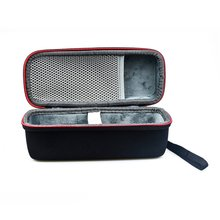 цена на Bluetooth Speaker Case Portable EVA Hard Explosion-proof Storage Bag Travel Carrying Bag For JBL Flip 3 or For JBL Flip 4