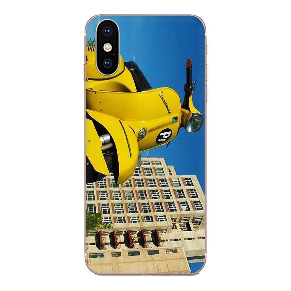 Мягкий чехол из ТПУ для телефона Vespa Scooter, роскошный модный 2d чехол для Xiaomi Redmi Note 2 3 3S 4 4A 4X5 5A 6 6A Pro Plus
