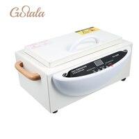 Gustala 220 В высокотемпературный стерилизатор  электрические маникюрные инструменты для ногтей  шкаф для дезинфекции  портативное оборудовани...