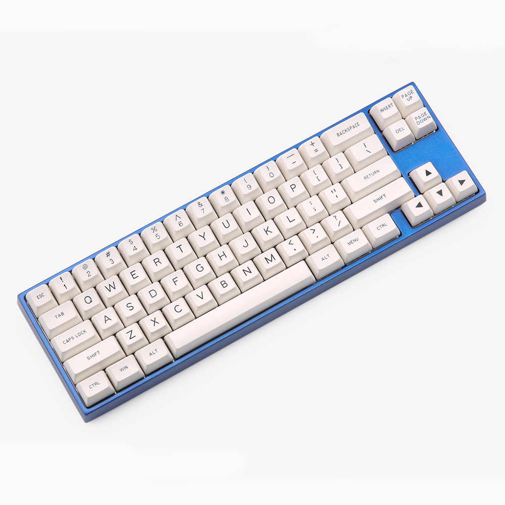 SA Profile MAXKEY Retor Keycaps Doubleshot Dye-Sublimation Switch for Cherry MX RGB Mechanical Keyboard Gaming Replacement Base Kit 121 Keys
