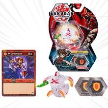 Birthday-Gift Bakugan Egg-Ball Platform-Card Fire-Knight Takara Tomy Catapult Basic-Pack
