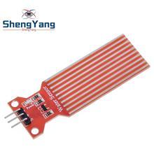 1 шт. ShengYang уровень дождевой воды сенсор модуль обнаружения поверхности жидкости глубина высота для Arduino