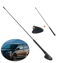 Car Roof AM/FM Antenna Mast + Base Kit / Aerial OEM Replacement Accessories For Ford-Focus 2000-2007 XS8Z18919AA