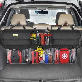 Car Trunk Organizer Storage Box Bag Auto Car Boot Organizer Travel Storage Stowing Tools Back Tidying Container Seat Bag Bo P7D8 hot multifunction car storage box trunk bag vehicle tool box tools organizer bag for emergency box