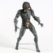 NECA The Predator Armored Assassin Ultimate PVC Action Figure Collectible Model Toy