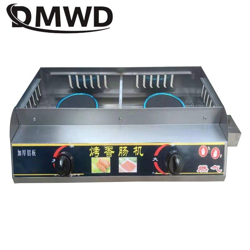 Máquina de Cozimento Elétrica Comercial 8 Grids