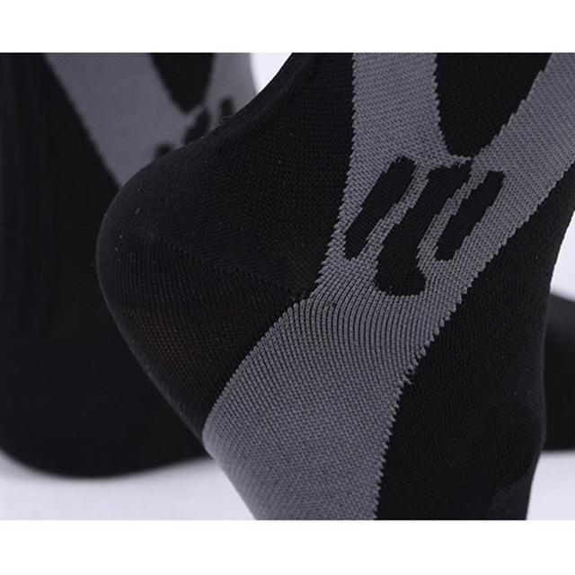 High Socks Magic Compression Socks Men Women Breathable Sports Cycling Running Stockings Soccer