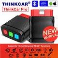 Диагностический инструмент ThinkCar Pro OBD2, сканер с полной системой, Bluetooth, IMMO, AFS, TPMS, EPB Oil 15, PK AP200, Thinkdiag Mini