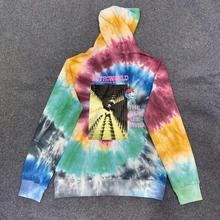Travis Scott ASTROWORLD Festival Run Hoodies Men Women Tie-dye Stranger Things Sweatshirt TRAVIS SCOTT Hoodie