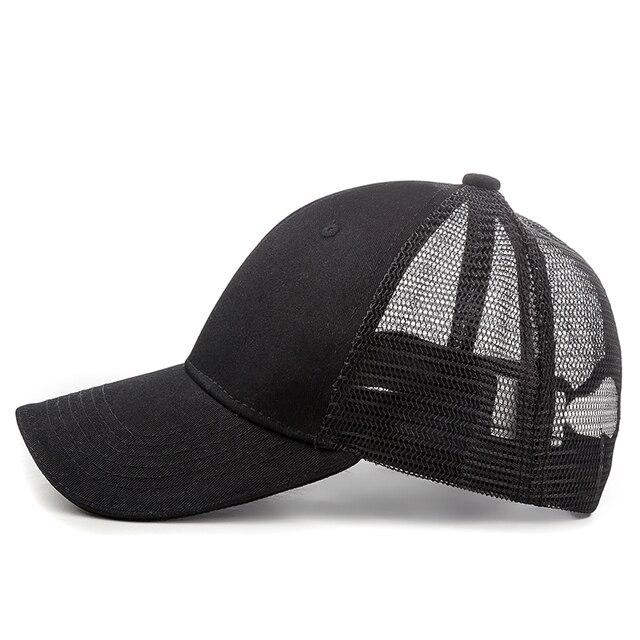 Mesh Baseball Cap  2
