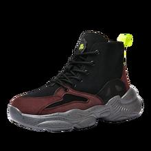 2020 Fashion Casual Shoes Men Thick Bottom High Top Basketba