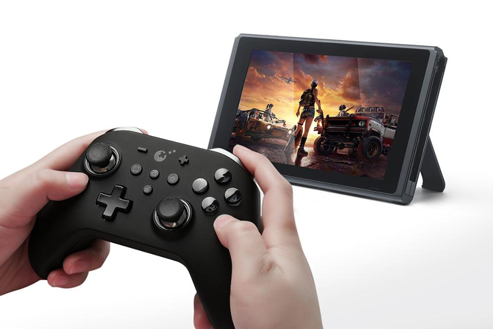 GuliKit Kingkong NS09 Pro Wireless Game Controller USB C Joypad Bluetooth Gamepad For Switch PC Android Raspberry PI Tablet PC image
