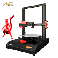 Anet ET4 FDM 3D Printer All Metal Frame Printer High Precision Reprap Desktop 3D drucke Printer DIY Kit with PLA 10M Filament