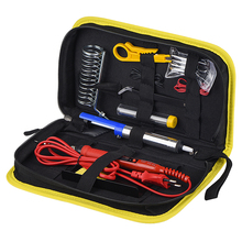 Jcd kit de ferramentas de solda, temperatura ajustável lcd, temperatura ajustável, lcd, 110v, 220v, 80w, dicas de solda, dessoldagem de fio aquecedor da bomba