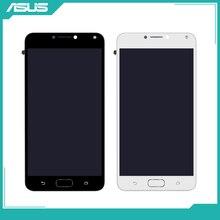 Original 5.5 Asus หน้าจอสำหรับ Asus ZenFone 4 MAX ZC554KL จอแสดงผล LCD หน้าจอสัมผัส ZC554KL LCD X001D เปลี่ยน Digitizer อะไหล่