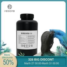 Resione 405nm lcd/dlp/sla uv elegoo mars phrozen anycúbico flexível borracha-como rasgo-resistente resina impressora 3d