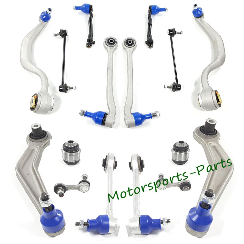 Set of 2 Front Control Arm and Ball Joint Assembly Kit For BMW E30 318i 325es M3