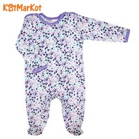 Overalls Rompers Baby Clothing for girl Kotmarkot, cotton, newborn, 6250354