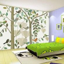Пользовательские обои xuesu для детской комнаты, Настенные обои для мальчика, спальни, фон для украшения стен, картина