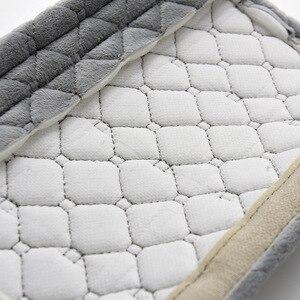 Image 5 - EAFC Baby Children pas bezpieczeństwa gruba pluszowa tkanina poduszka na pasy samochodowe miękka osłona na ramiona poduszka na szyję
