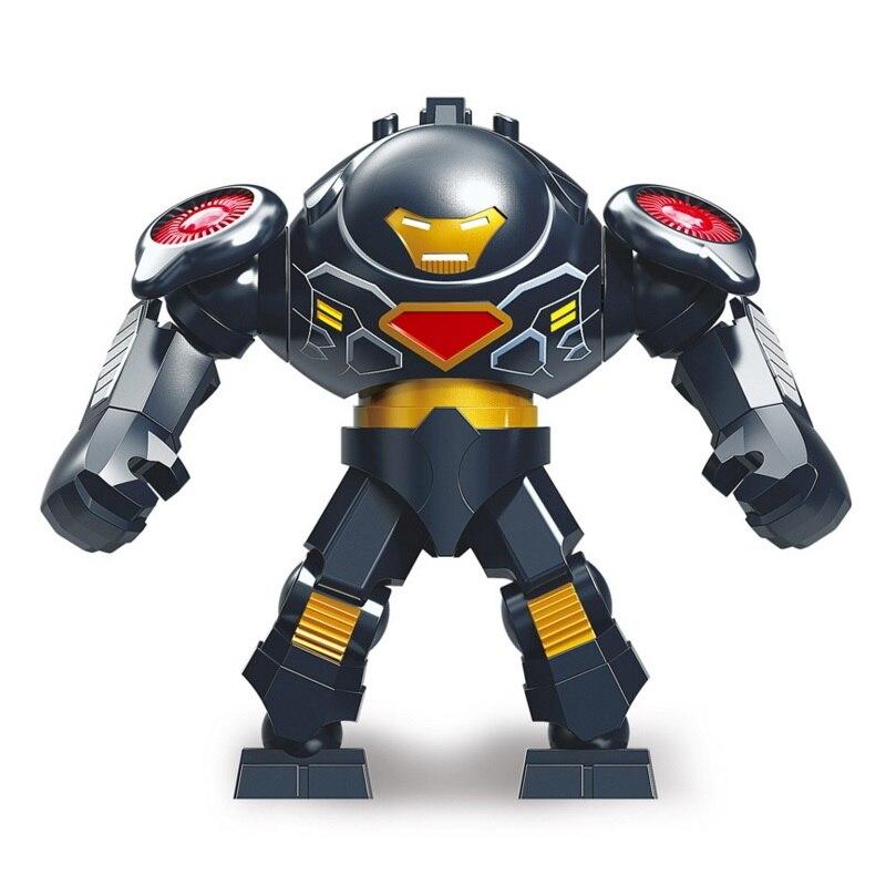 Big Size Marvel Figures Avengers Endgame Thanos Venom Carnage Energy Stones Gloves Batman Iron Man Bricks Building Blocks Toys