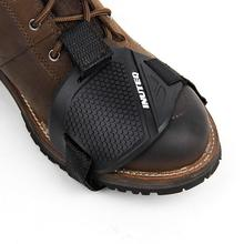 Boot-Cover Protective-Gear Moto Anti-Skid Universal Gear-Shifter Motorcycle-Shoes Guards