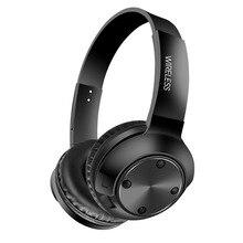 MS K15 Metalen Draadloze Hoofdtelefoon Bluetooth Headset Stereo Gaming Koptelefoon Bluetooth V5.0 Oordopjes Met Microfoon Voor Pc Mobiele Telefoon F
