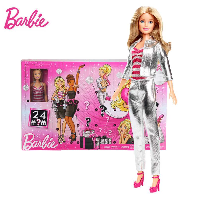 Mattel Muñecas De Barbie Para Niñas Juguetes Para Jugar A Las Casitas Regalos De Cumpleaños Juguetes De Princesa Bonito Pelo De Princesa Juguete Para Niños Muñecas Aliexpress