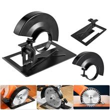 Vastar ajustável ângulo moedor suporte suporte titular máquina de corte metal engrossado corte base proteção capa ferramentas suporte