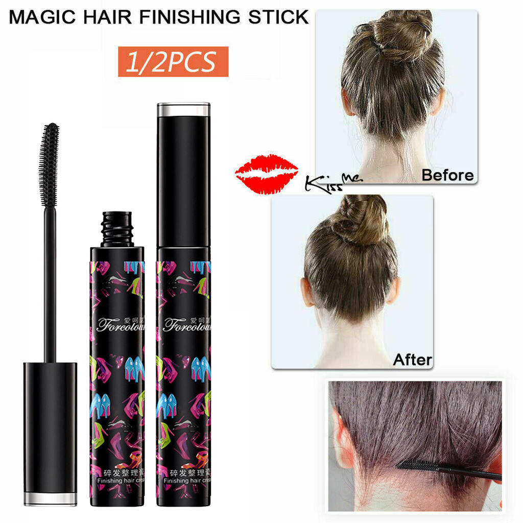 Fashion Beauty Hair Care Tool Hot Proffessional Magic Hair Finishing Stick Hair Cream Solid Wax Arrangement Hairstyle  Y828